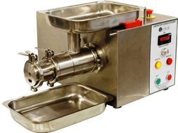 Lab Variable Density Screw Extruder